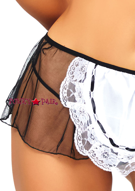 LA87052, Flirty French Maid