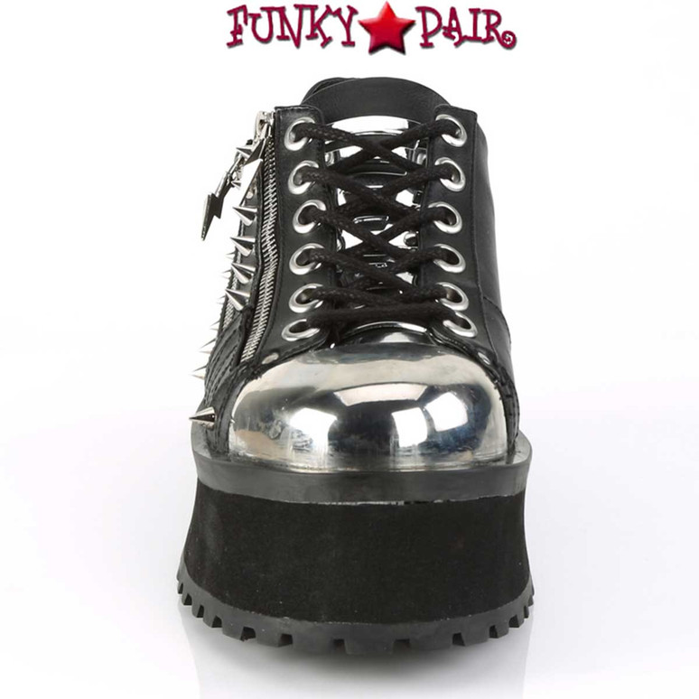 front view ravedigger-04, Gothic Spike Oxford