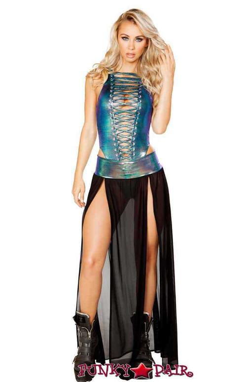 J Valentine Gypsy Skirt JV-FF470 Full View