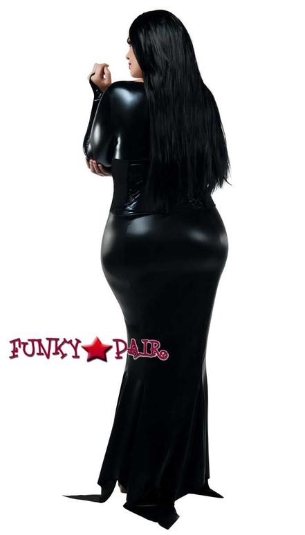 Starline Costume   S8028X, Plus Size Cara Mia Mistress Back View