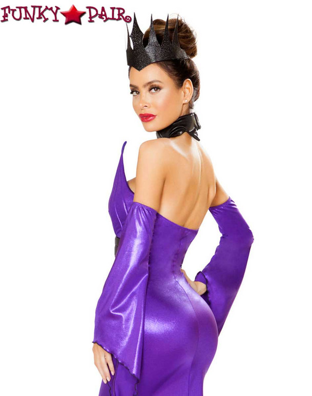 Wicked Queen Roma Costume | R-4786 back view