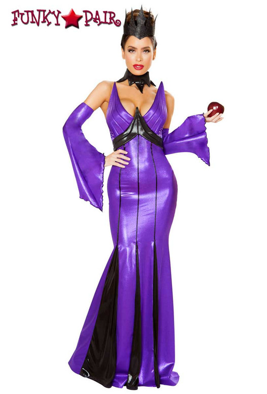 Wicked Queen Roma Costume | R-4786 full view