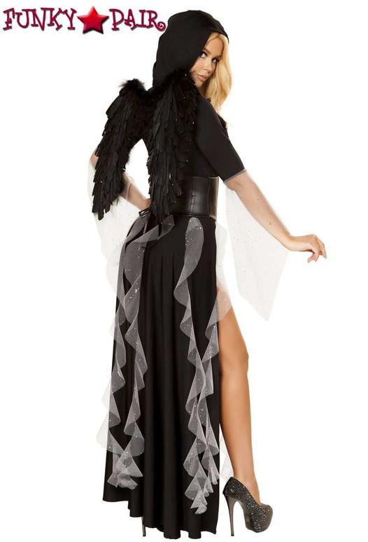 R-4867, Midnight Angel Romper Costume
