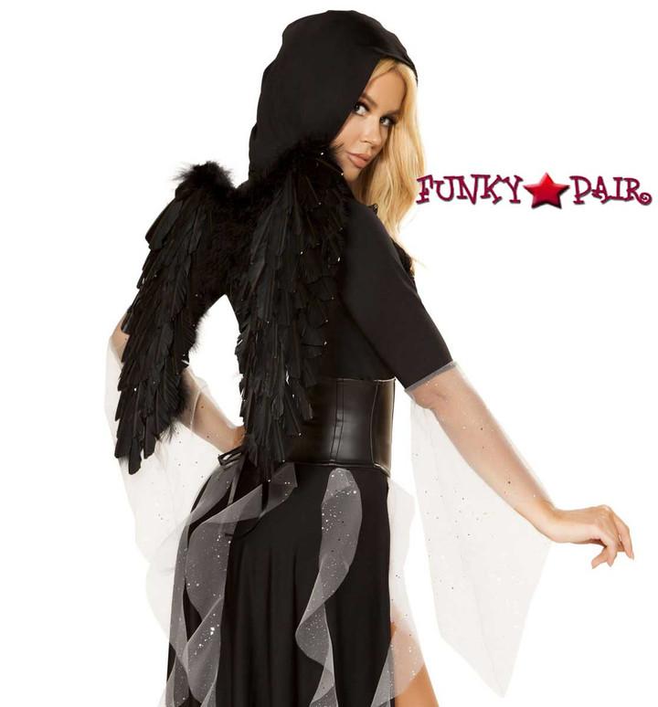Midnight Angel Romper Roma Costume | R-4867