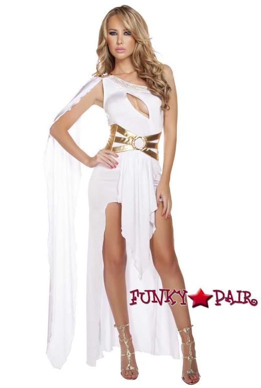 Roma Costume | R-4619, Grecian Goddess Babe