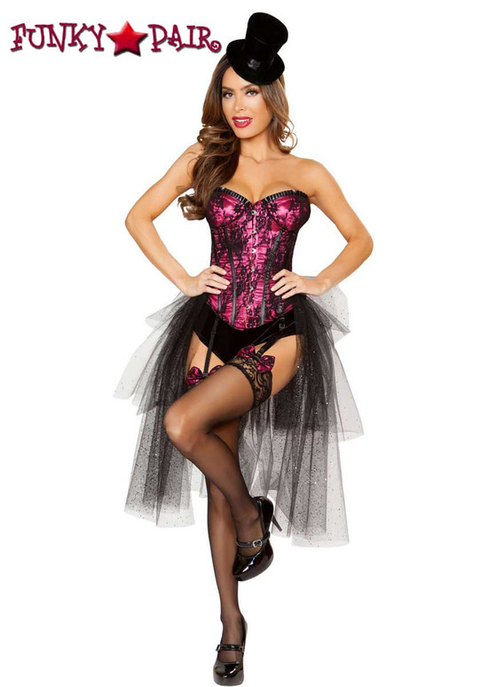 Burlesque Girl Costume