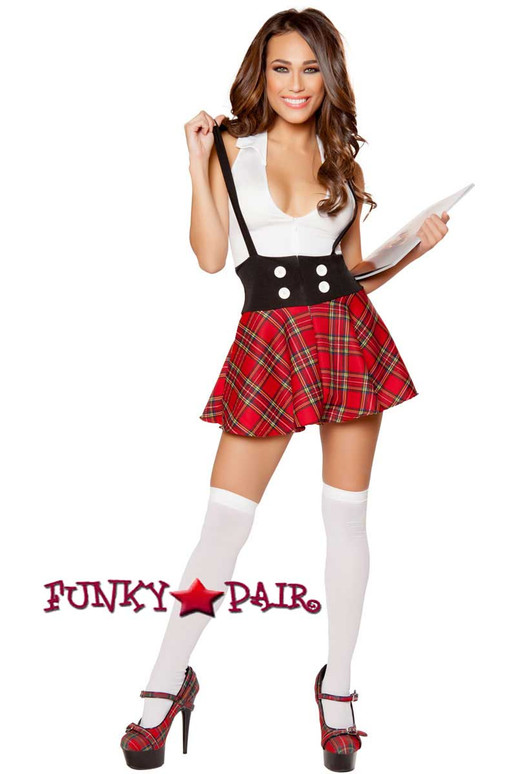 Sexy School Girl Costume
