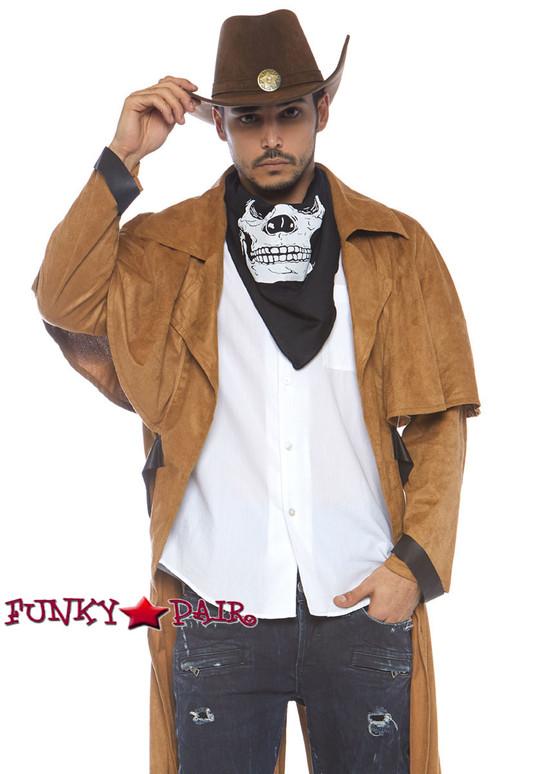 Men Western Coat Costume   Leg Avenue LA-86785