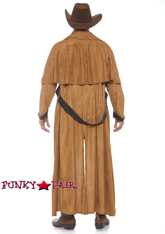 Men Western Coat Costume | Leg Avenue LA-86785