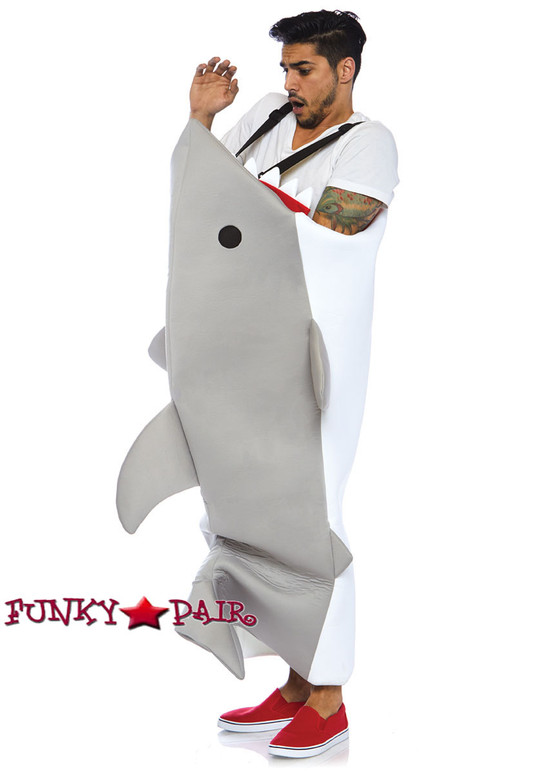 Shark Attack Men Costume | Leg Avenue LA-86775