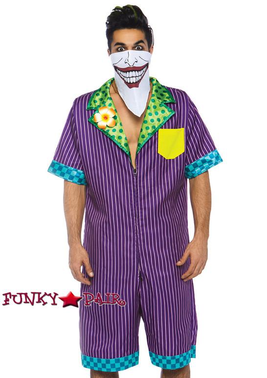 Super Villain Men Costume | Leg Avenue LA-86763