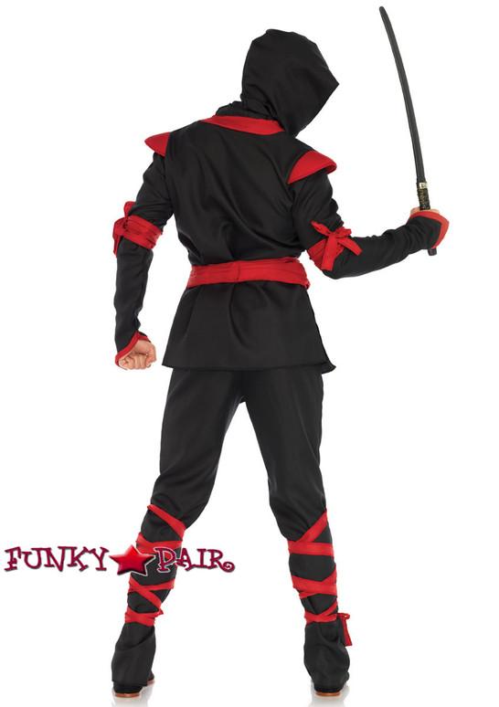 Ninja Men Costume   Leg Avenue LA-85653