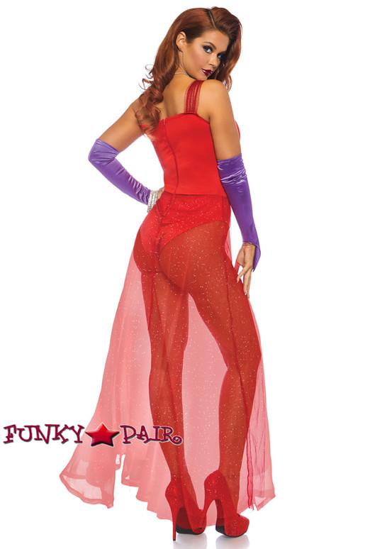 Leg Avenue | LA-86784, Bombshell Babe Costume
