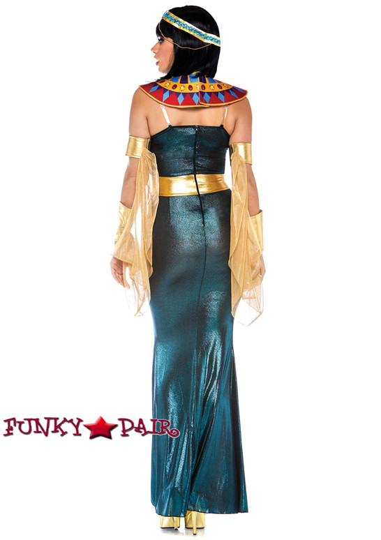Leg Avenue | LA-86757, Nile Goddess Costume back view
