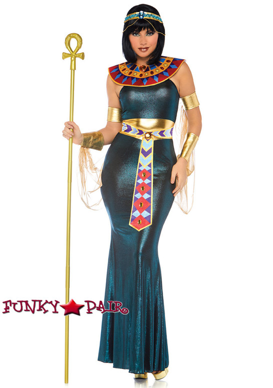 Leg Avenue | LA-86757, Nile Goddess Costume full view
