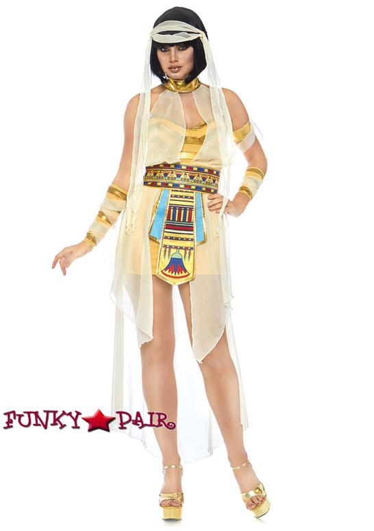Leg Avenue | LA-86723, Nile Mummy Costume full view