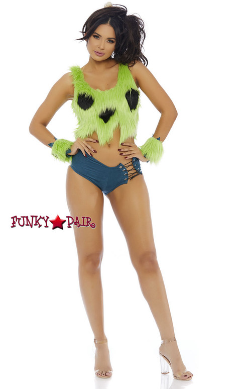 My Bedrock Baby Costume | ForPlay FP-558764 full view
