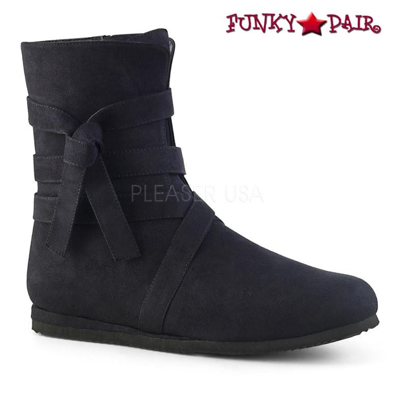 Black Men's Renaissance Boots   Funtasma RENAISSANCE-57