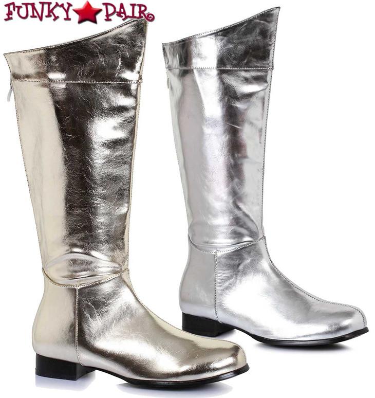 Ellie Shoes 121-Rex Men Superhero Boots