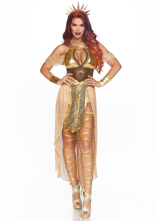Sun Goddess Costume by Leg Avenue LA-86817 Full View