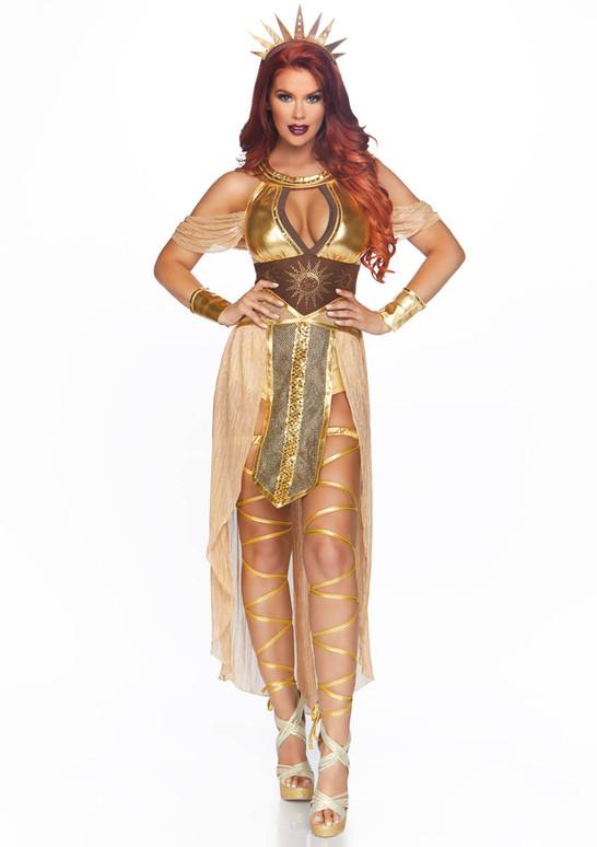 Sun Goddess Costume by Leg Avenue LA-86817 Full View