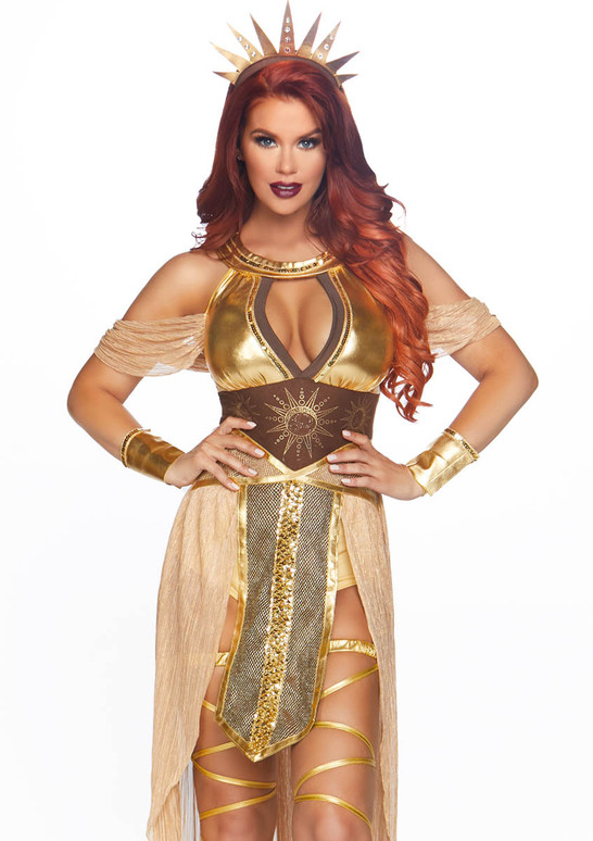 Sun Goddess Costume by Leg Avenue LA-86817