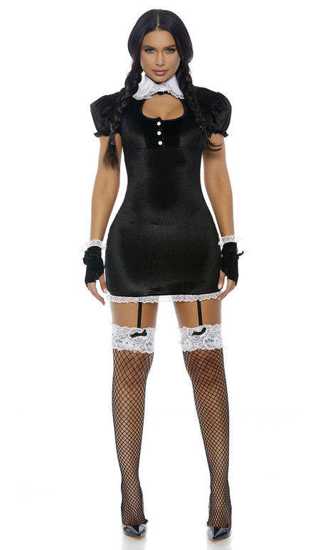 FP-559618, Woman Crush Wednesday Costume by Forplay Costume Full View