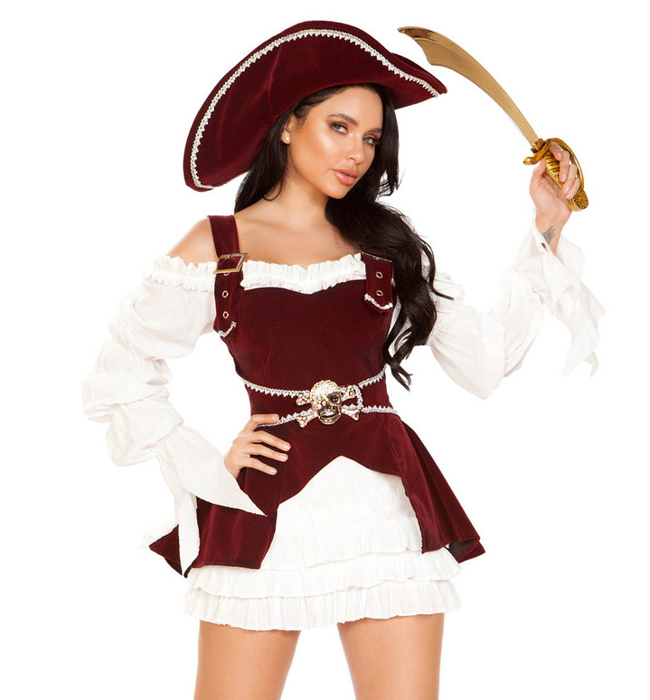 Roma | R-4919, Women's Armed Pirate Costume