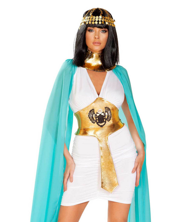 Roma   R-4926, Egyptian Warrior Queen Costume