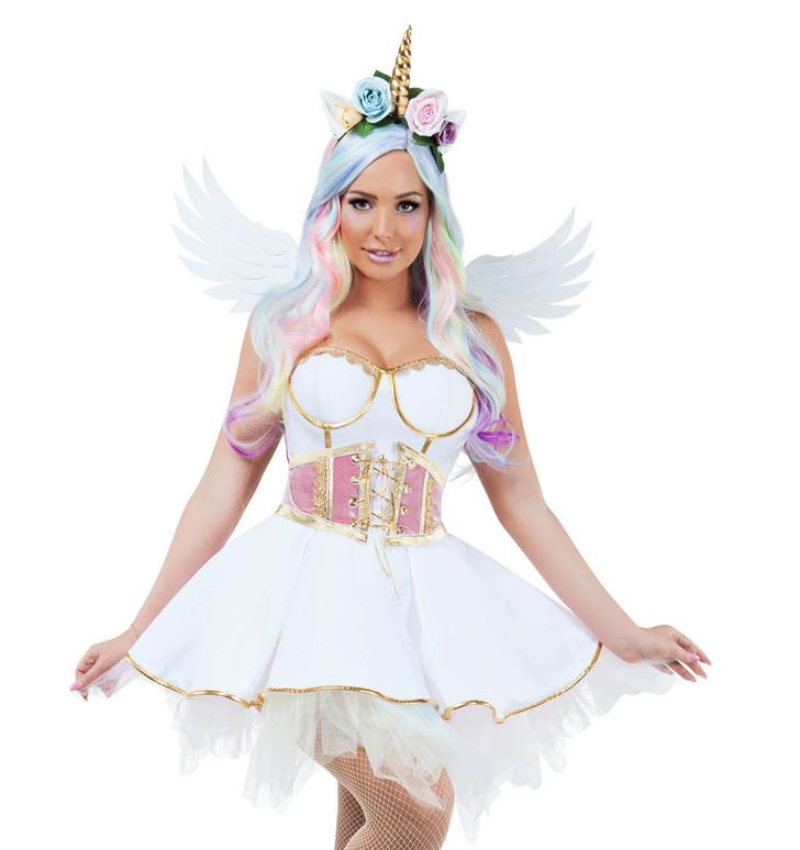 Starline | S9028 Pastel UniCorn Pony Dress Costume