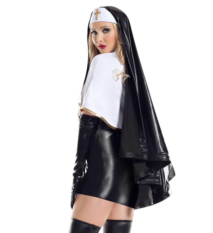 Starline | S8053, Blasphemous Babe Costume Back View