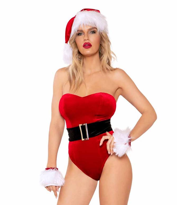 R-C192, Women's Naughty Claus