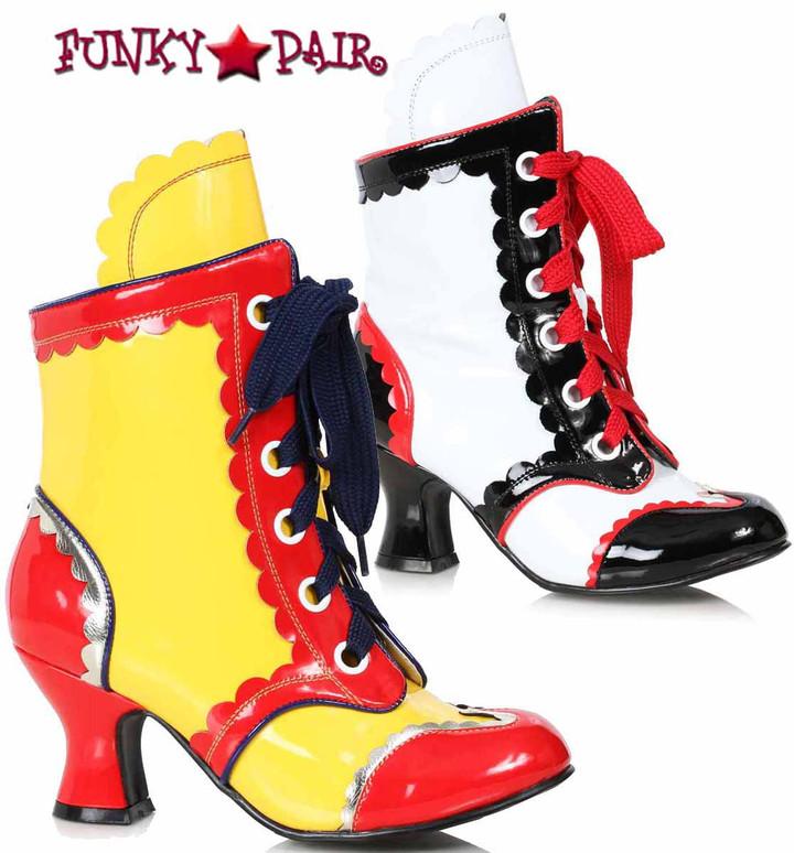 Ellie 1031   254-Bubbles, Women's Clown Shoes