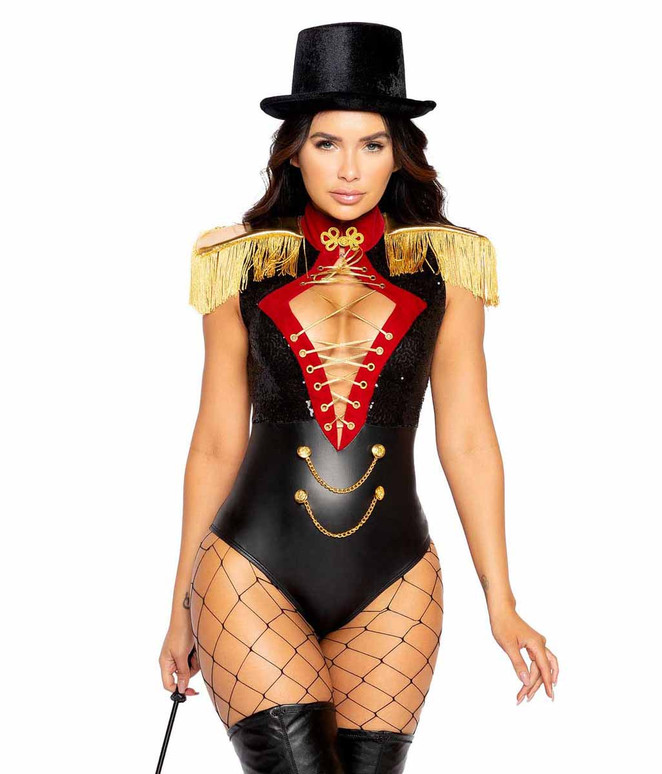 R-4976, Beauty Ringmaster Costume By Roma