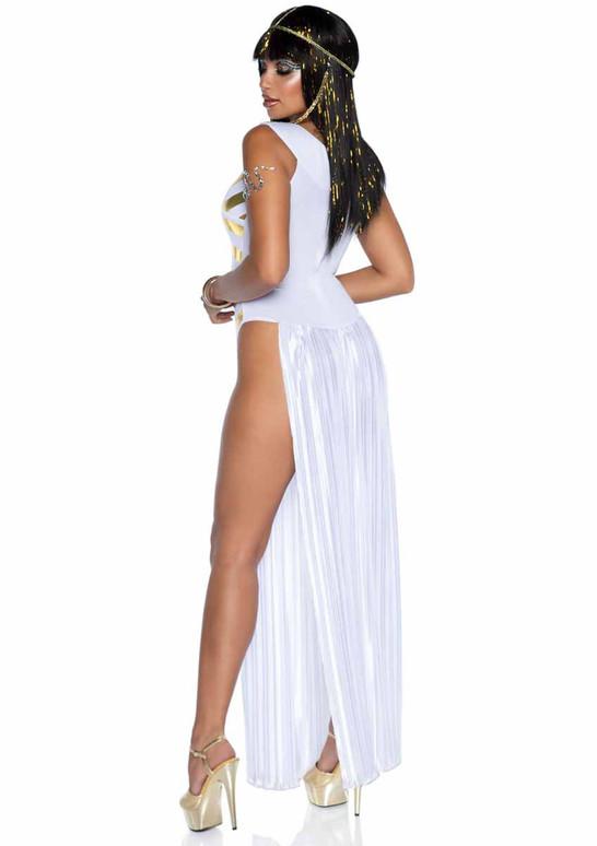 LA-86904, Egyptian Goddess Costume back view by Leg Avenue