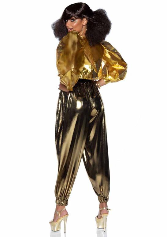 LA86908, Studio Disco Dream Costume Back View by Leg Avenue