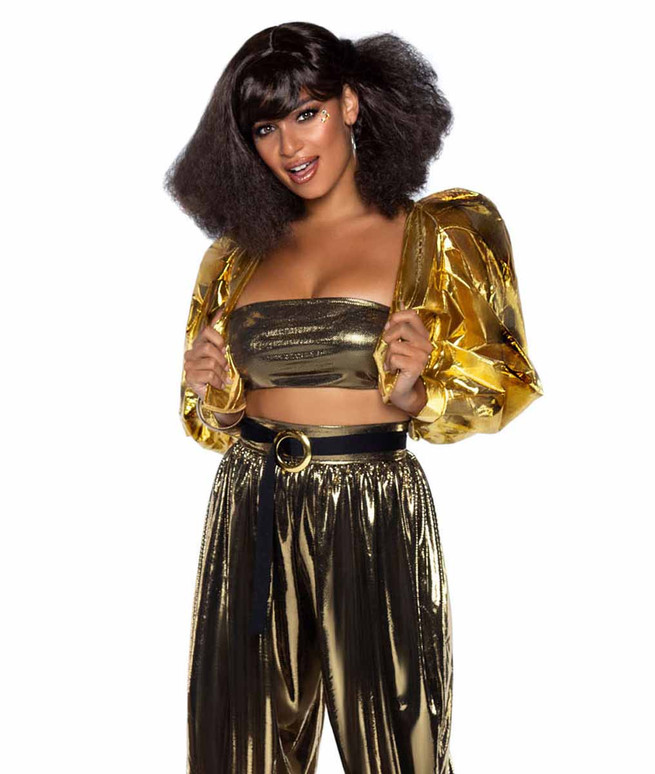 LA86908, Studio Disco Dream Costume by Leg Avenue