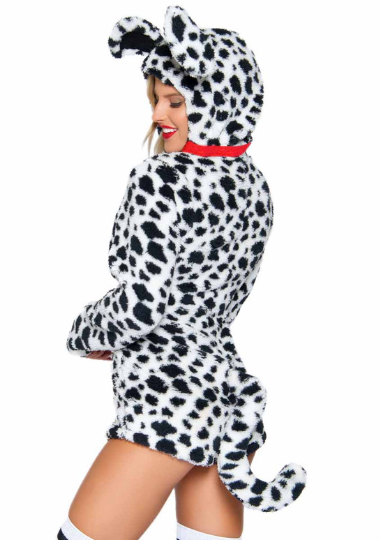 Leg Avenue LA-86951, Darling Dalmatian back view