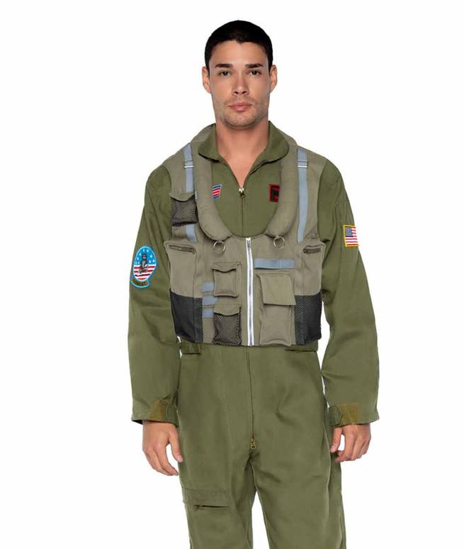 Leg Avenue | TG86934, Maverick Flight Vest