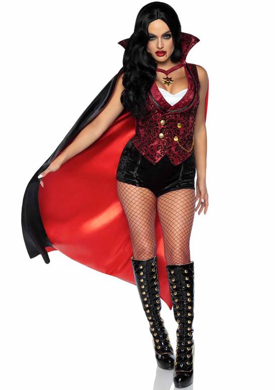Leg Avenue   LA-86937, Bloodthirsty Vamp Costume