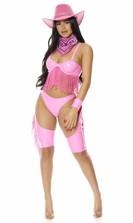 Horsing Around Sexy Cowgirl Costume | FP-551544 By ForPlay