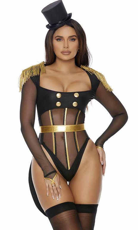 FP-550335, Follow The Leader Sexy Ringleader Costume By ForPlay