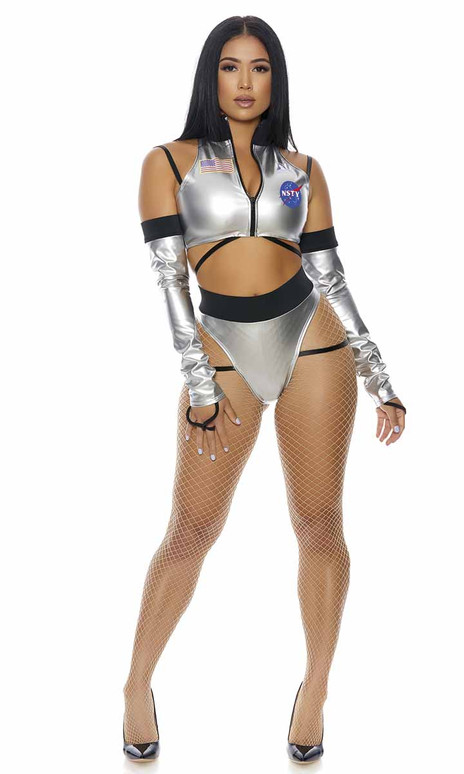 To The Moon Sexy Astronaut Costume  | FP-551568 By ForPlay