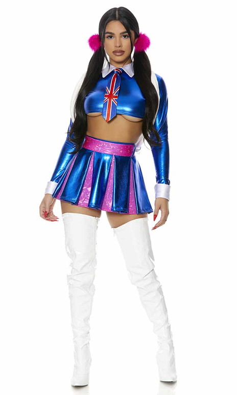 Fook Who? Sexy Movie Character Costume Full View | FP-551520 By ForPlay