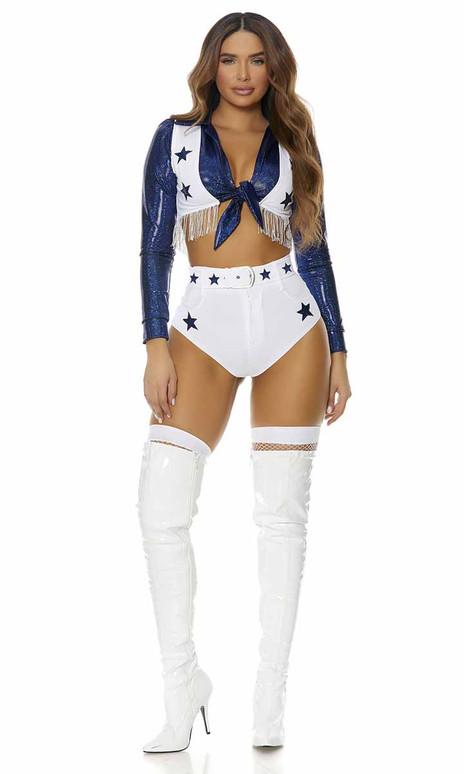 ForPlay Seeing Stars Sexy Cheerleader Costume   FP-551560