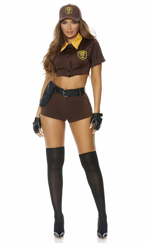 ForPlay Sexy Postal Delivery Costume   FP-551516