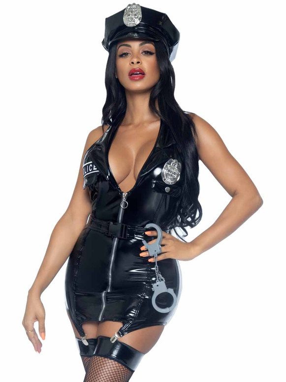 Naughty Cop Costume By Leg Avenue LA86974