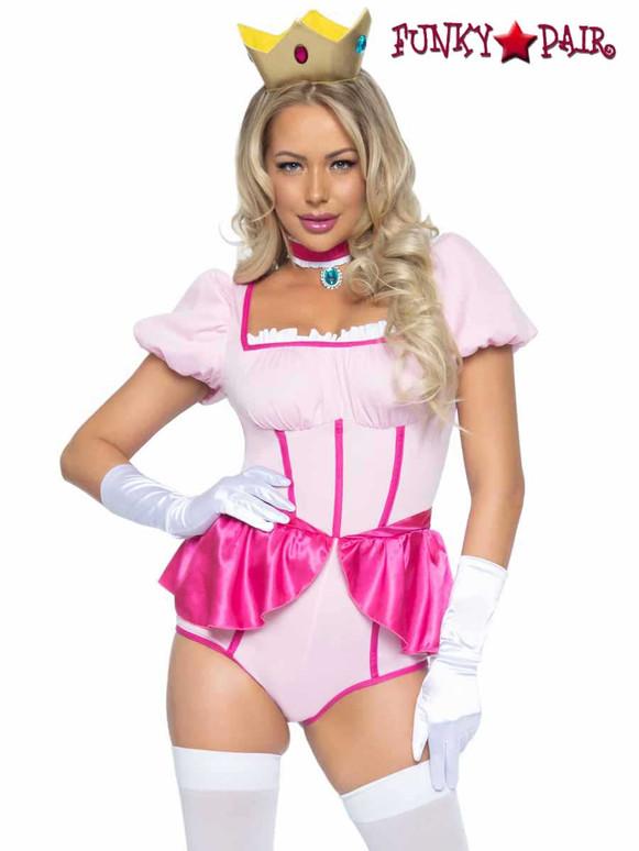 Leg Avenue | LA86989, Sexy Pink Princess Costume