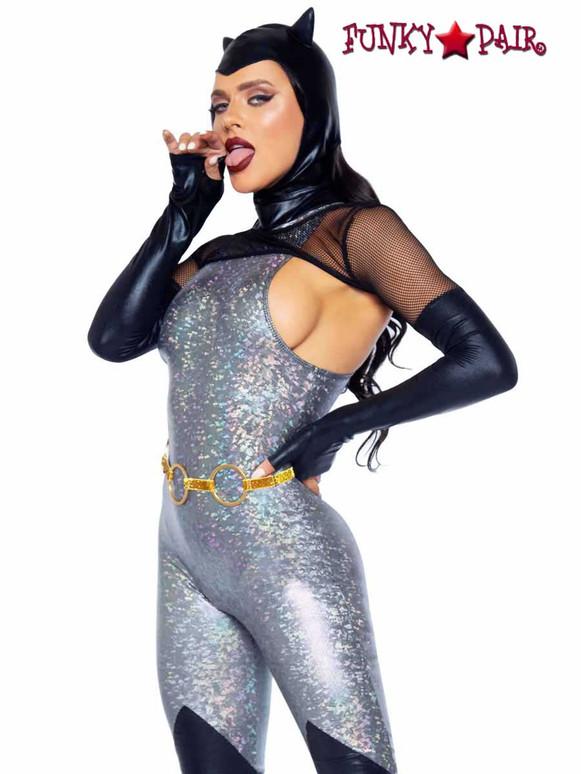 Leg Avenue | LA86996, Feline Felon Costume