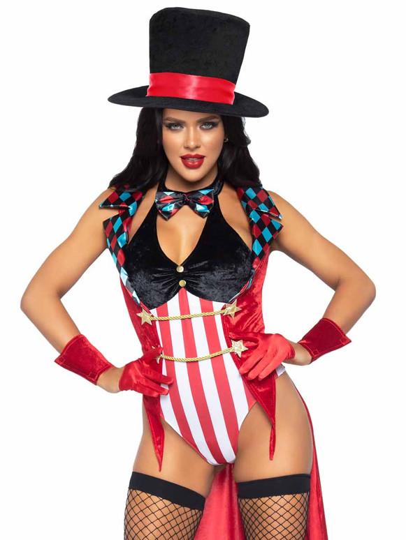 LA86993, Ring Mistress Costume By Leg Avenue